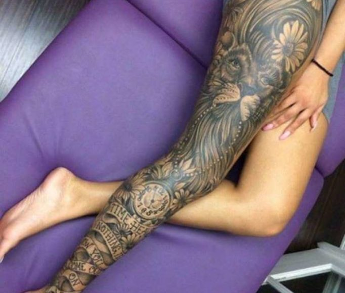 tattoo-on-a-leg-for-girls-tu5ew4635