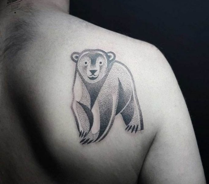 tattoo-polar-bear-yretwr